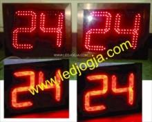 Display 24 Detik, Shootclock, shoot timer, timer 24 dtk, shotclock 0822.5777.4400