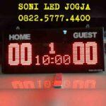 Papan Skor Futsal Basket / Scoreboard / Skoring board / led skor wirelles / ledskor digital papanskor PS735T wireles 0822.5777.4400