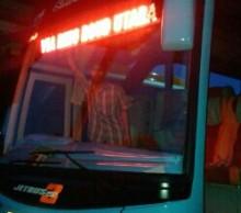 RunningText Bus / Bis / Led truck / tulisan berjalan / Led DC 12v-24V  / Runingtek mobil led Variasi bus / Soni Led Jogja 0822.5777.4400
