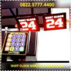 shotclock / 24 detik Shot clock / shottime / 24dtk ring basket ball / shootclock 0822.5777.4400