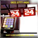 shotclock / 24 detik Shot clock / shottime / 24dtk ring basket ball / shootclock 0822.5777.4400