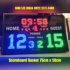 Papanskor basket wireles / skoringdigital / scoreboard / led papan skor / skoring PS750B – 0822.5777.4400