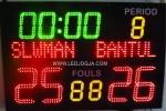 Papan Skor PS9060 Futsal,Basket Lengkap termurah/SoniLedjogja/0822.5777.4400