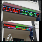 Running Text RGB (Full collor) & VIDEOTRON tahan Air hujan/SoniLedjogja/0822.5777.4400
