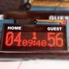Papan Skor Futsal Basket / Scoreboard / Skoring board / led skor / skor digital murah – Soni Led Jogja 0822.5777.4400