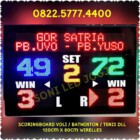 papan skor badminton papanskor voli batminton skoring led digital voly volley PS128V – 0822.5777.4400